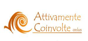 Il logo dell'associazione Attivemente Coinvolte Onlus