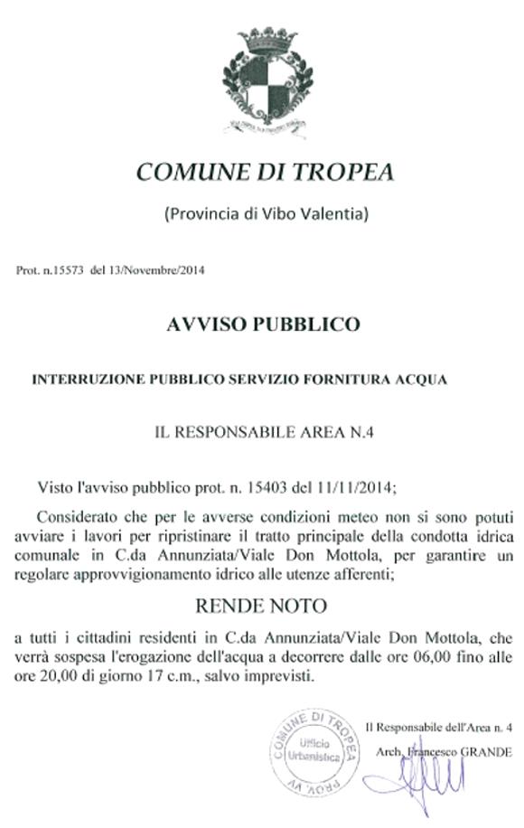 AvvisoPubblico13-11-14