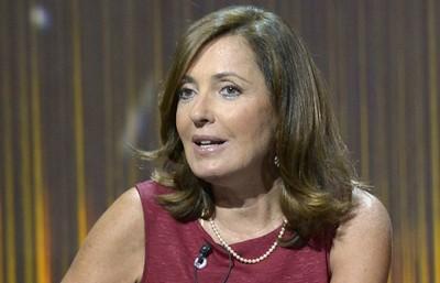 Barbara Palombelli foto internet
