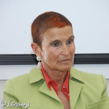 La Dirigente Scolastica  Beatrice Lento - foto Libertino