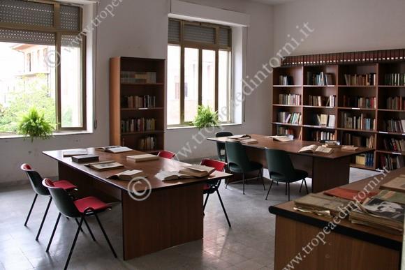 La Biblioteca di Parghelia - foto Scordamaglia