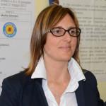 Il Sindaco di Parghelia Maria Brosio - foto Libertino