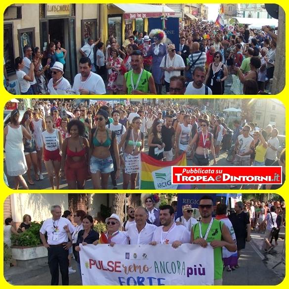 """Calabria - Tropea """"Gay Pride 2016"""""""