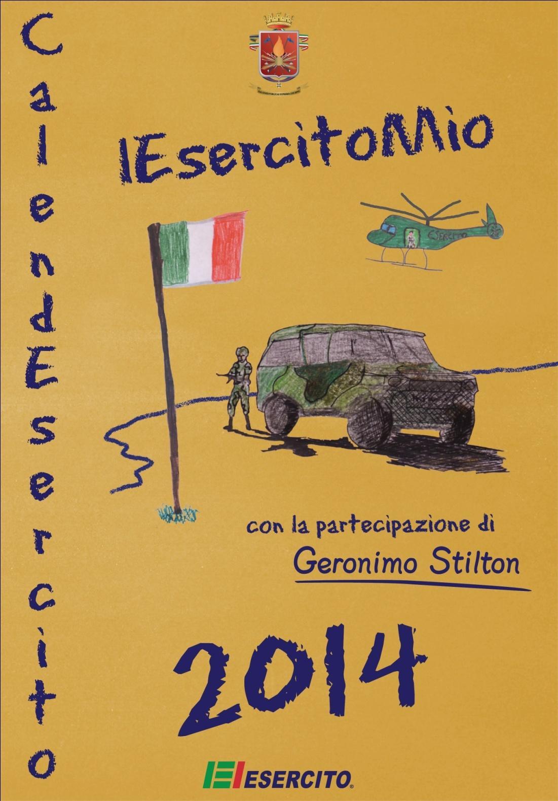 CalendEsercito 2014