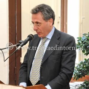 Assessore Regionale alla Cultura Professor Mario Caligiuri - foto Libertino