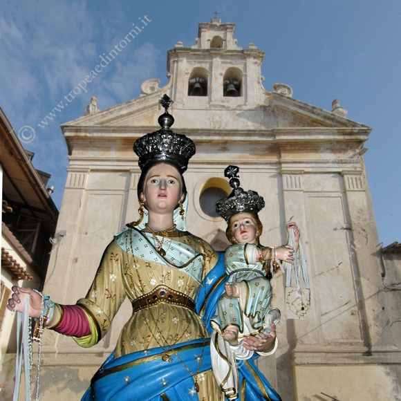 La Madonna del Carmine - foto Libertino
