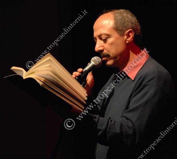 Carmine Abate al Premio Tropea - foto Libertino