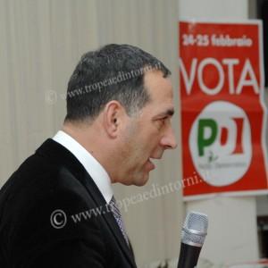 On. Bruno Censore - foto Libertino
