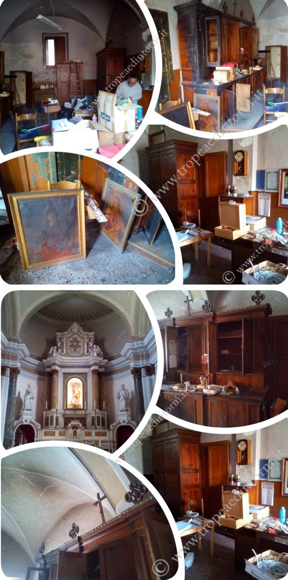 La Chiesa del Purgatorio (San Michele) a Tropea