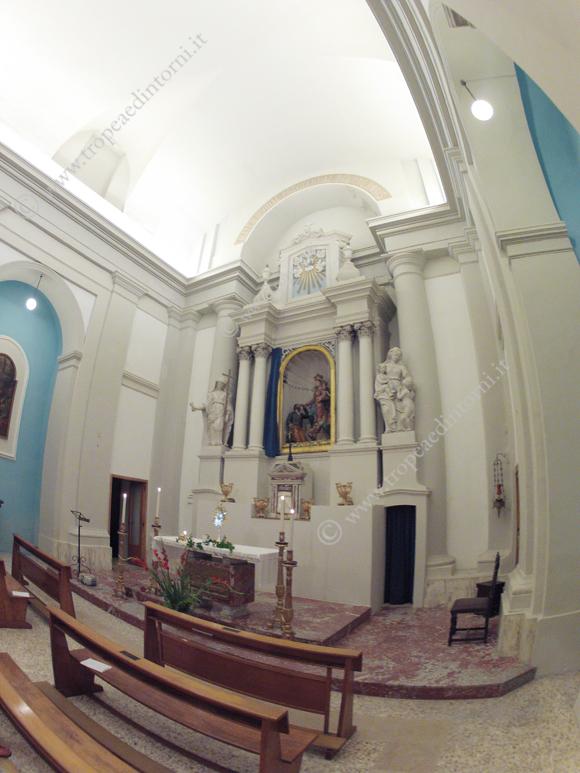 La chiesa di Santa Caterina - foto Libertino
