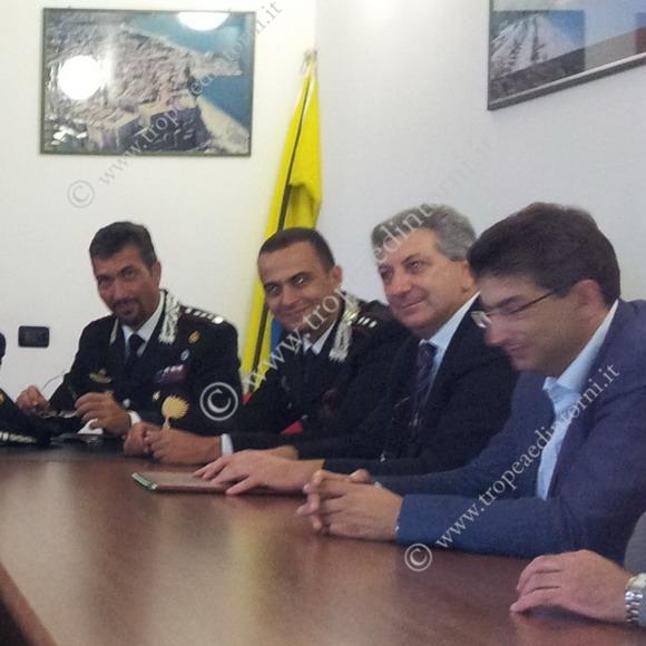 Comitato Sicurezza Ordine Pubblico - foto Sorbilli