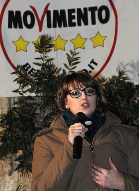 Dalila Nesci capolista in Calabria alla Camera con il Movimento 5 Stelle