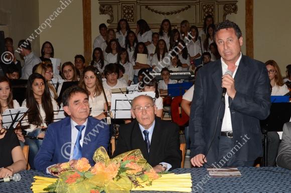 Porcelli, Vallone, Scalamandrè - foto Libertino
