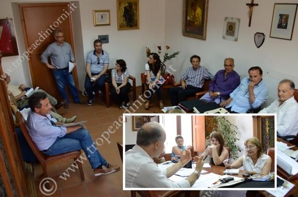 Conferenza stampa del 2 luglio 2014 - foto Libertino