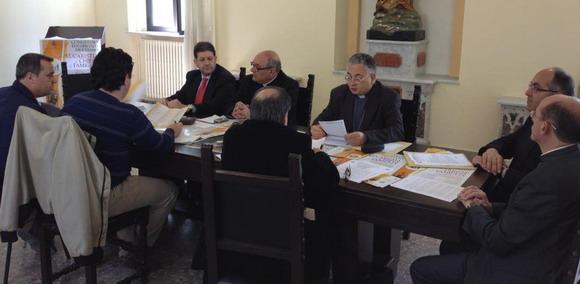 Conferenza stampa Congresso Eucaristico Diocesano