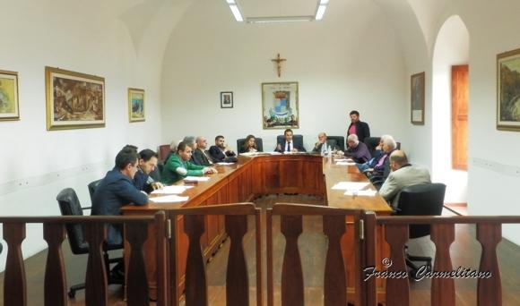 Il consiglio comunale di oggi - foto Franco Carmelitano