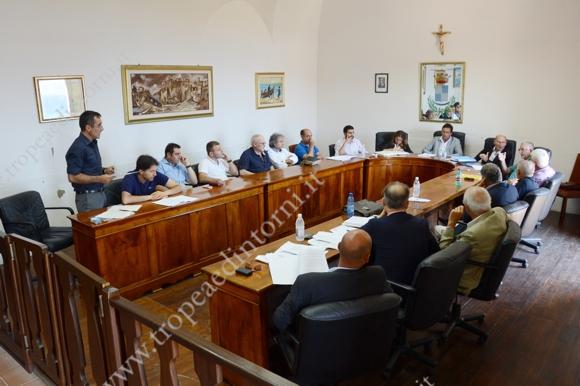 Consiglio Comunale del 17-07-2013 - foto Libertino