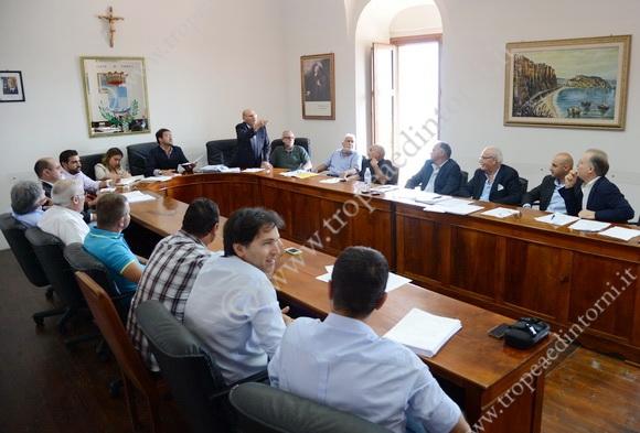 Consiglio Comunale del 12 07 2013 - foto Libertino