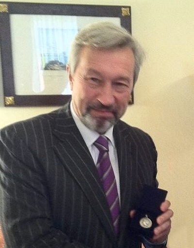 Nella foto il Console Russo Vladimir Korotkov