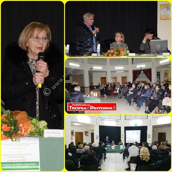 """Convegno: """"Prevenzione oncologica organizzata nell'Asp di Vibo Valentia"""" - foto Stroe"""