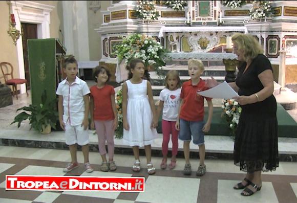 Coro dei bambini diretto da Anna Risi - foto Libertino