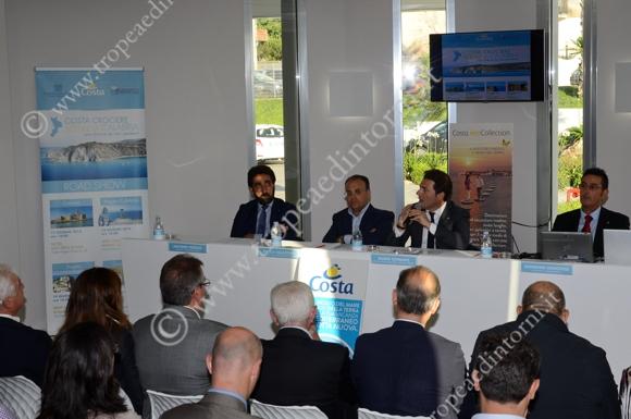 Antonio Tedesco, Rocco Colacchio, Mario Romano, Giovanni Genovese - foto Libertino