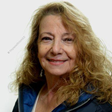 La poetessa Dalila Fusco