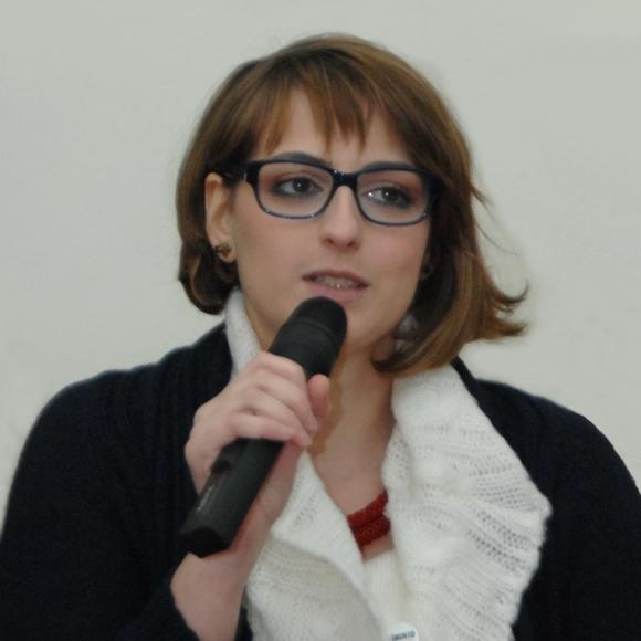 La deputata tropeana Dalila Nesci, del Movimento Cinque Stelle