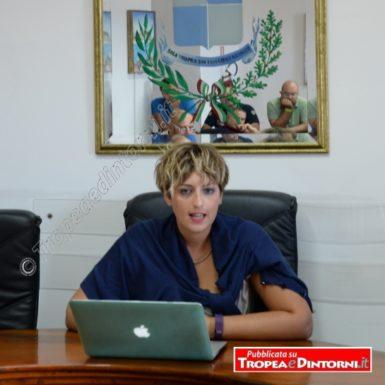 Dalila Nesci Cittadina 5 stelle - Commissione di Vigilanza Rai – foto Libertino