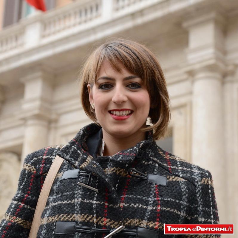 Dalila Nesci Cittadina 5 stelle - Eletta alla Camera dei Deputati Circoscrizione Calabria