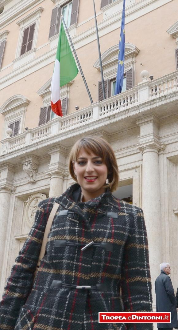 Dalila Nesci Cittadina 5 stelle - Eletta alla Camera dei Deputati Circoscrizione Calabria - foto Libertino