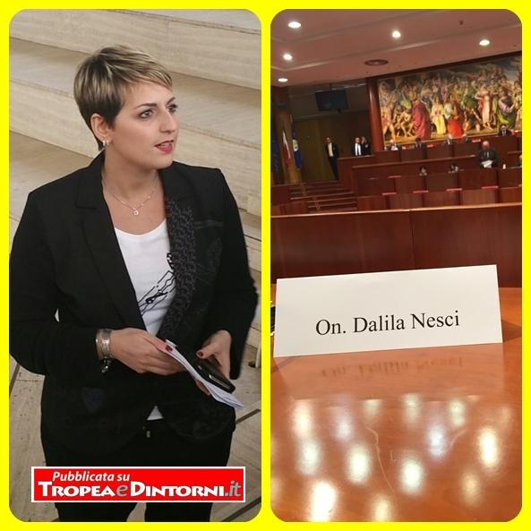 Dalila Nesci Cittadina 5 stelle – Commissione di Vigilanza Rai