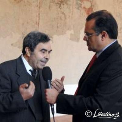 Pasqualino Pandullo intervista Lino Daniele - foto Libertino