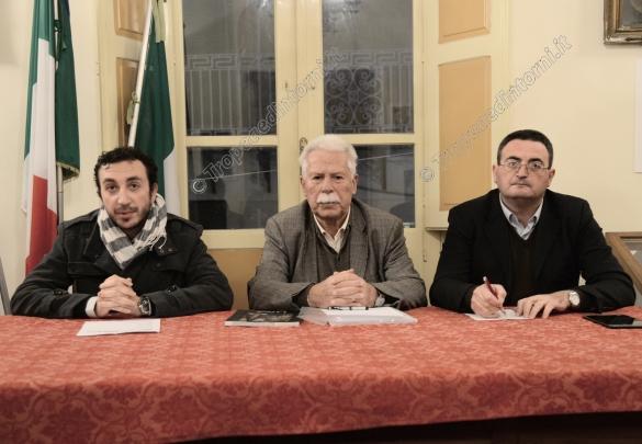 Dario Godano, Prof. Sen. Saverio Di Bella, Massimo Cono Pietropaolo