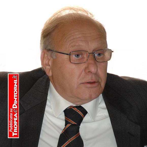 Alfonso Del Vecchio Già Assessore alla Cultura Amministrazione Provinciale di Vibo Valentia - foto Libertino