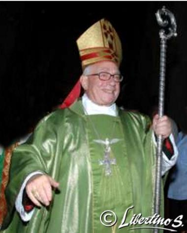 Sua Eccellenza Rev. ma Mons. DOMENICO TARCISIO CORTESE OFM - foto Libertino