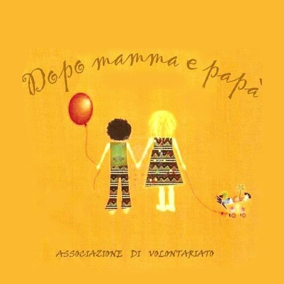 "Logo Associazione ""Dopo mamma e papà"""