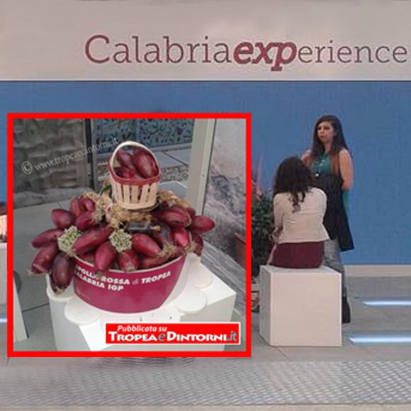 Anche la  Calabria presente all'Expo 2015 di Milano