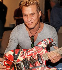 Eddie Van Halen immagine internet