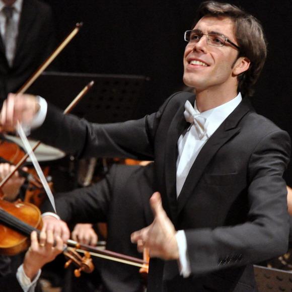 Fabio Conocchiella dirige al Teatro Nazionale dell'Opera e Balletto di Tirana