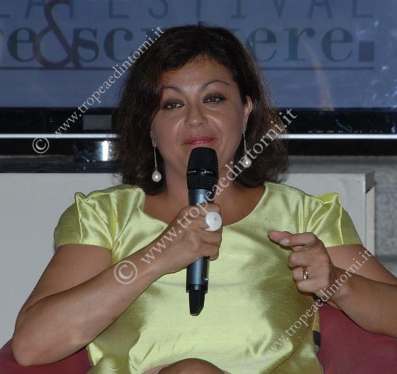 Intervista a Maria Faragò, coordinatrice dell'evento tropeano - foto Libertino