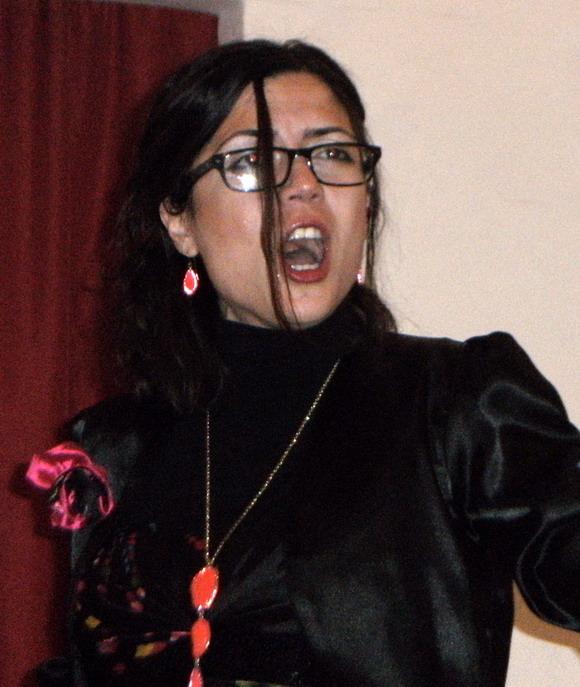 Il Soprano Gemma Fazzari - foto Taccone