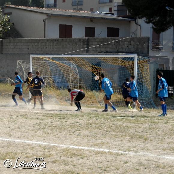 Il Goal di De Luca il protagonista di oggi - foto Stroe
