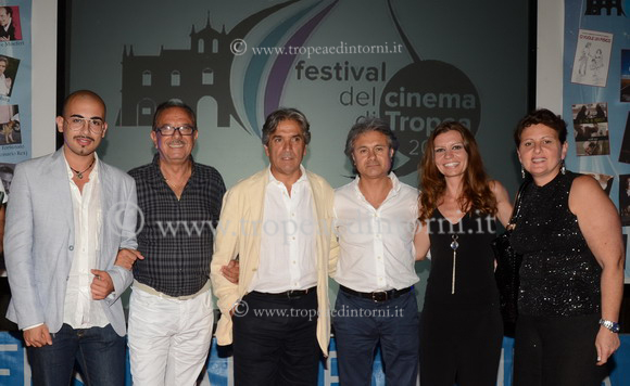 Alcuni componenti della giuria: Barone, Romano, Tallura, Sammartino, Bevacqua, Sorbilli - foto Libertin