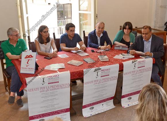 Floriani, Vinci, Barritta, Rodolico, Marzano, Pandullo - foto libertino