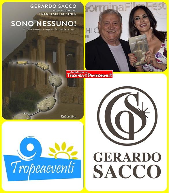 """Gerardo Sacco presenterà il suo libro"""" SONO NESSUNO"""" al Porto di Tropea"""