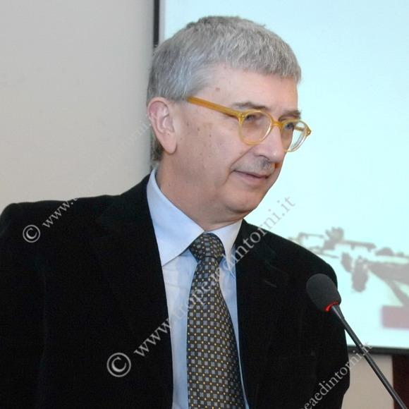 Gilberto Floriani direttore del Sistema Bibliotecario del Vibonese - foto Libertino