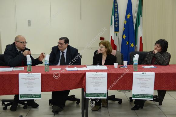 Giuseppe Gabrielli, Gabriele Sganga, Vittoria Saccà, Serena Piserà - foto Libertino