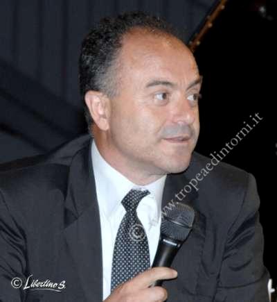 dottor Nicola Gratteri alla guida della Procura di Catanzaro - foto Libertino