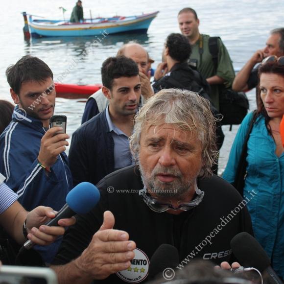 Beppe Grillo 41 articoli 1993 2008